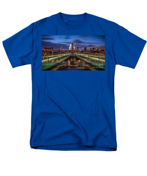 The Dome Men's T-Shirt  (Regular Fit) by Giuseppe Torre