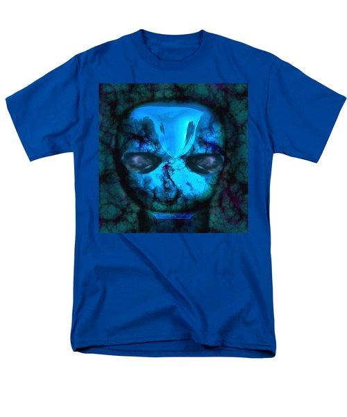 The Pukel Stone Face Men's T-Shirt  (Regular Fit) by Mario Carini