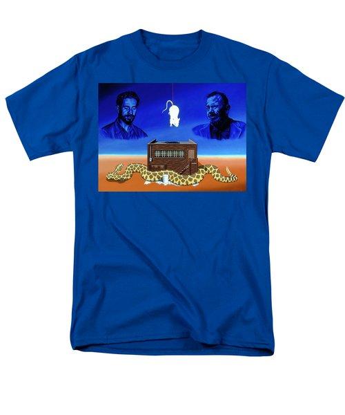 The Snake Men's T-Shirt  (Regular Fit)