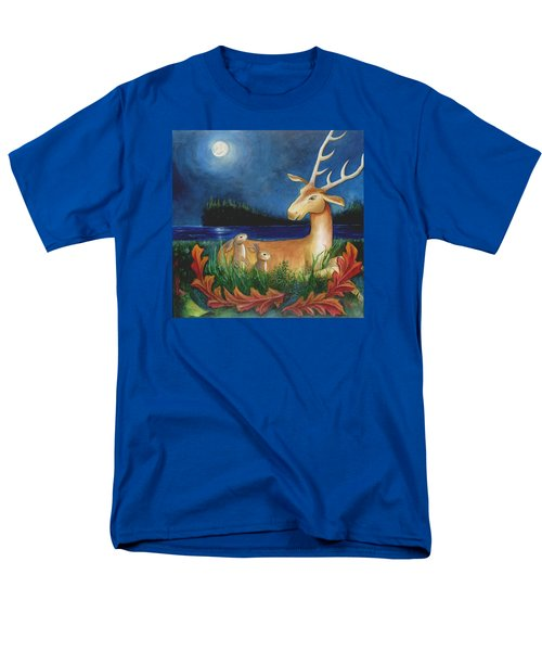 The Story Keeper Men's T-Shirt  (Regular Fit) by Terry Webb Harshman