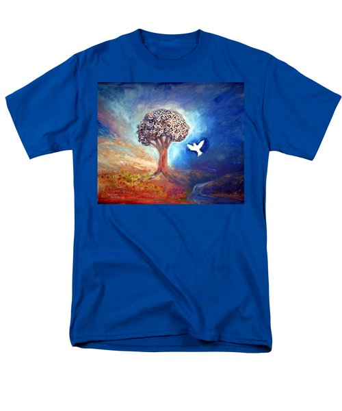 The Tree Men's T-Shirt  (Regular Fit) by Winsome Gunning