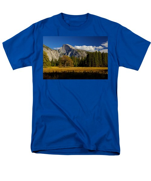 Men's T-Shirt  (Regular Fit) featuring the photograph The Valley by Evgeny Vasenev
