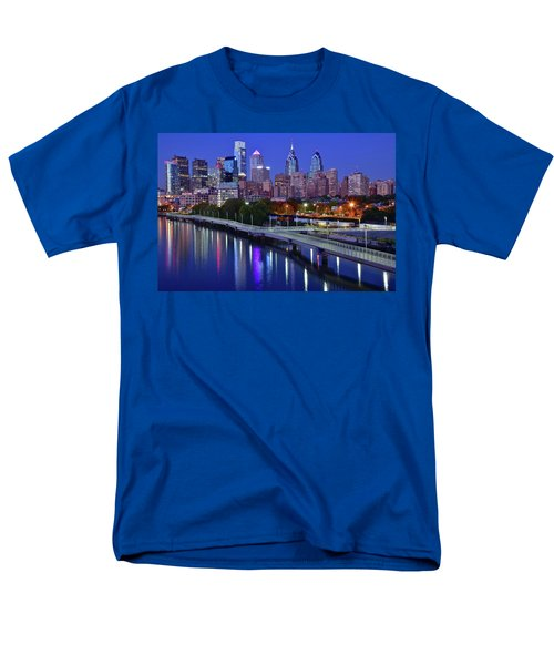 Men's T-Shirt  (Regular Fit) featuring the photograph This Is The Shot You Want by Frozen in Time Fine Art Photography
