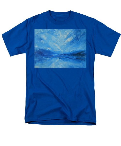 Today I Soar Men's T-Shirt  (Regular Fit) by Jane See