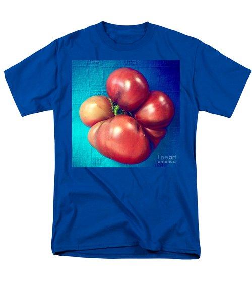 Tomatoe Men's T-Shirt  (Regular Fit) by Suzanne Lorenz