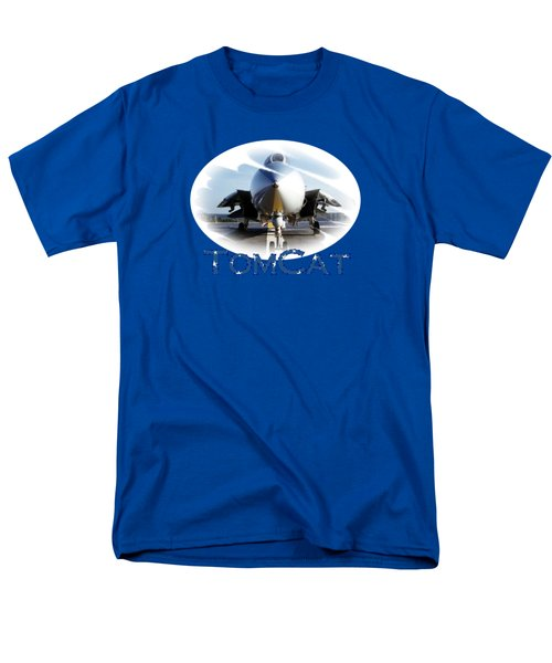 Men's T-Shirt  (Regular Fit) featuring the photograph Tomcat by DJ Florek