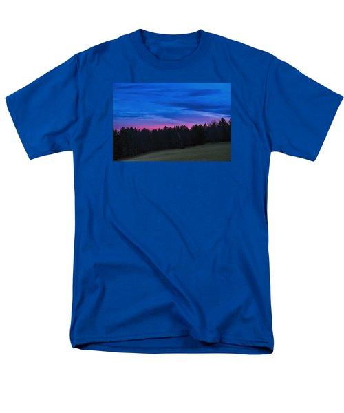 Twilight Field Men's T-Shirt  (Regular Fit) by Tom Singleton