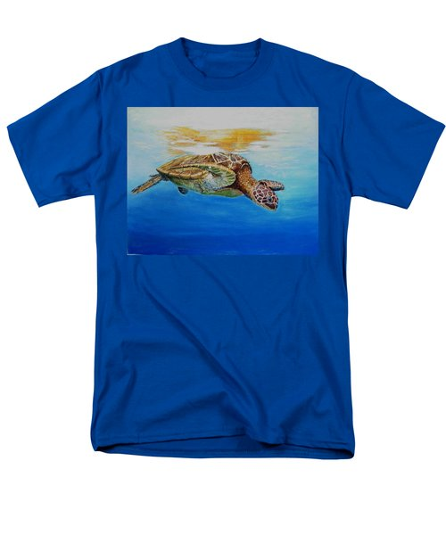 Up For Some Rays Men's T-Shirt  (Regular Fit) by Ceci Watson