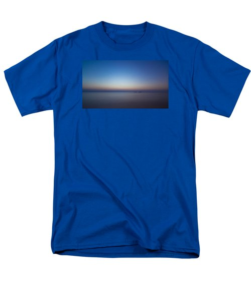 Waiting For A New Day Men's T-Shirt  (Regular Fit) by Andreas Levi