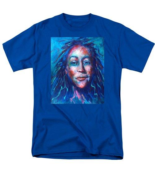 Warrior Goddess Men's T-Shirt  (Regular Fit)