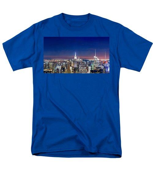 Wealth And Power Men's T-Shirt  (Regular Fit)