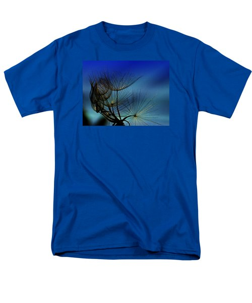 Men's T-Shirt  (Regular Fit) featuring the photograph Weeds Can Be Beautiful.... by Judy  Johnson