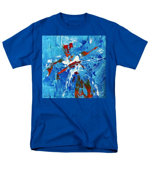 Will You Dance With Me? Men's T-Shirt  (Regular Fit) by Jasna Dragun