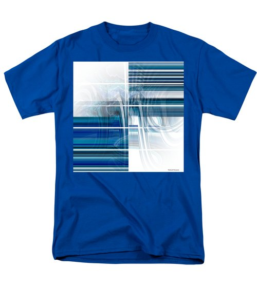 Window To Whirlpool Men's T-Shirt  (Regular Fit) by Thibault Toussaint