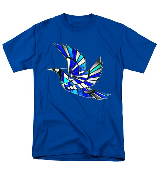 Men's T-Shirt  (Regular Fit) featuring the digital art Wings by Asok Mukhopadhyay