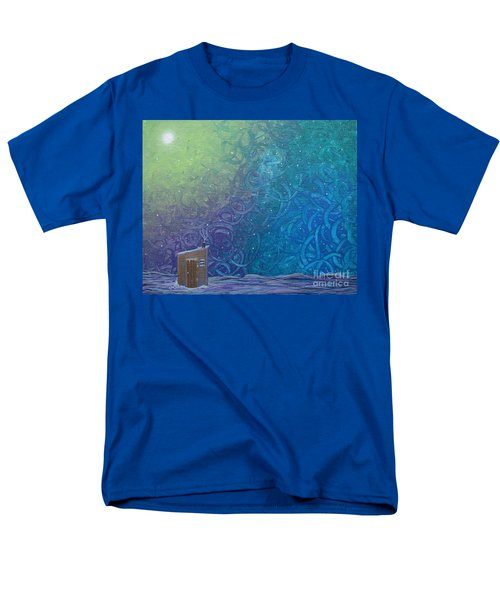 Winter Solitude 2 Men's T-Shirt  (Regular Fit) by Jacqueline Athmann