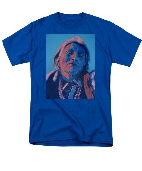 Wisdom Men's T-Shirt  (Regular Fit) by Vivien Rhyan