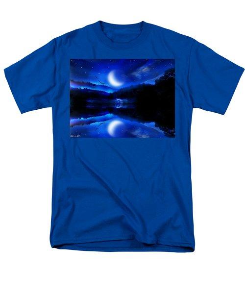 Written In The Stars Men's T-Shirt  (Regular Fit) by Bernd Hau