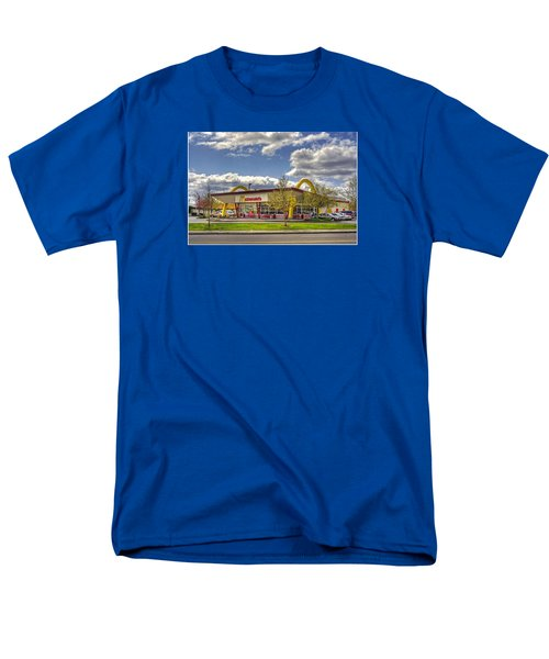 Men's T-Shirt  (Regular Fit) featuring the photograph You Deserve A Break Today by Chris Anderson