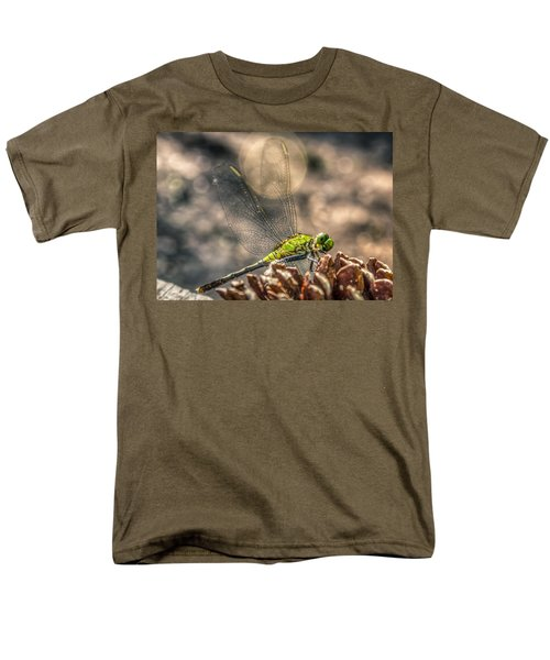 Erythemis Simplicicollis Men's T-Shirt  (Regular Fit) by Rob Sellers
