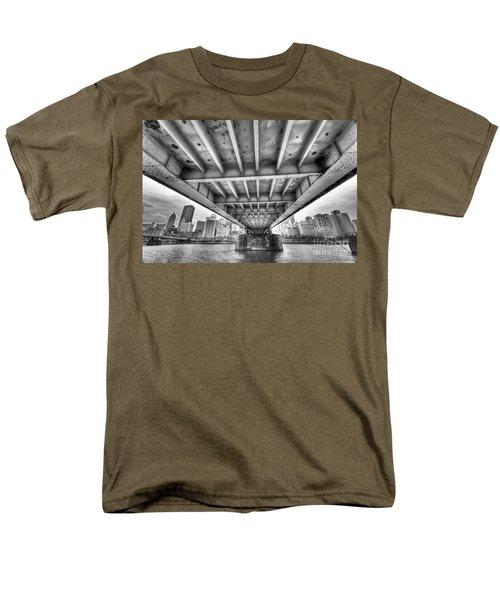 0308 Pittsburgh 5 Men's T-Shirt  (Regular Fit) by Steve Sturgill