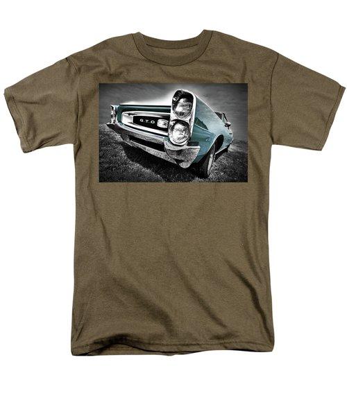 1966 Pontiac Gto Men's T-Shirt  (Regular Fit) by Gordon Dean II