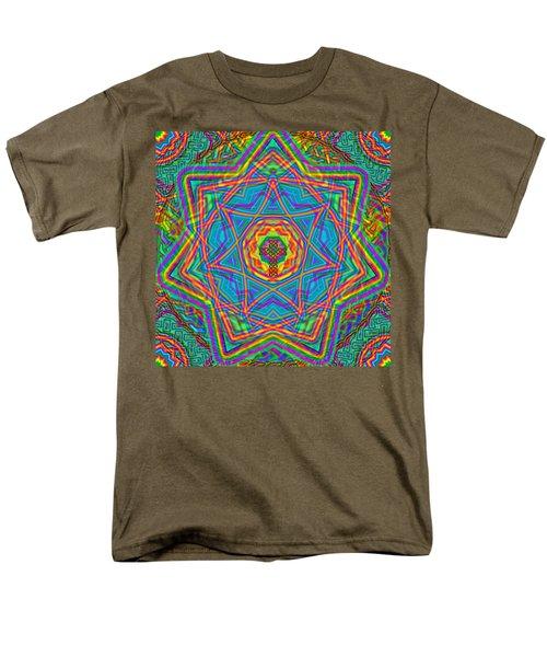 1 26 2014 Men's T-Shirt  (Regular Fit) by Hidden  Mountain