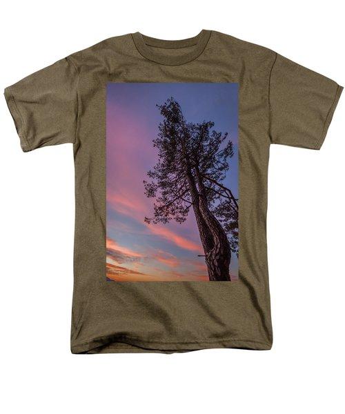Men's T-Shirt  (Regular Fit) featuring the photograph Awakening by Davorin Mance