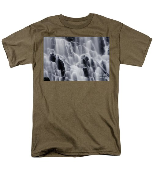 The Land Of Tumbling Waters Men's T-Shirt  (Regular Fit) by Nick  Boren