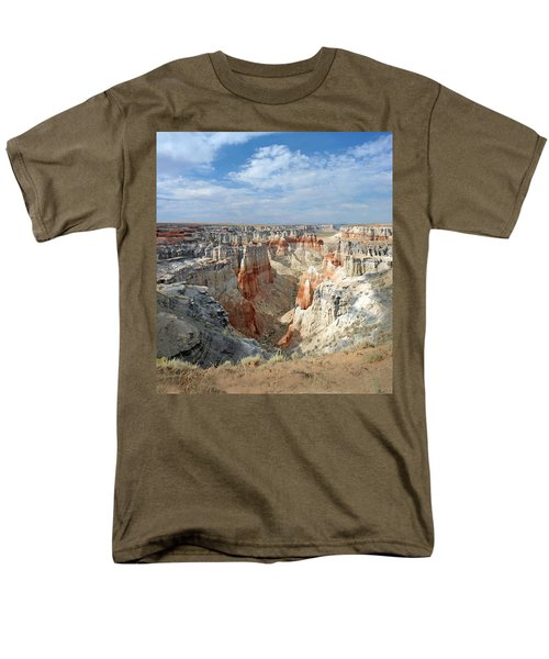 Coal Mine Mesa 14 Men's T-Shirt  (Regular Fit)