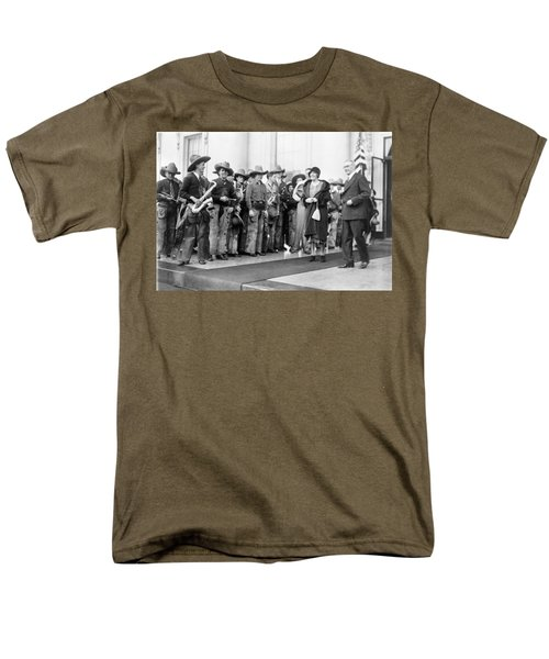Cowboy Band, 1929 Men's T-Shirt  (Regular Fit) by Granger