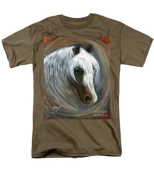 Men's T-Shirt  (Regular Fit) featuring the painting Dream Weaver by Barbie Batson