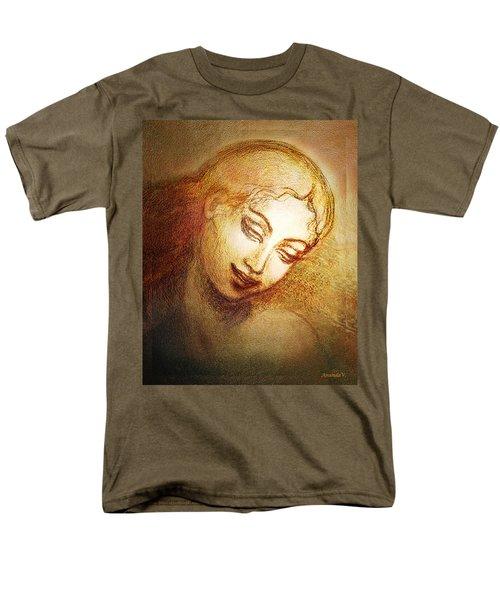 Ecstasy Men's T-Shirt  (Regular Fit) by Ananda Vdovic