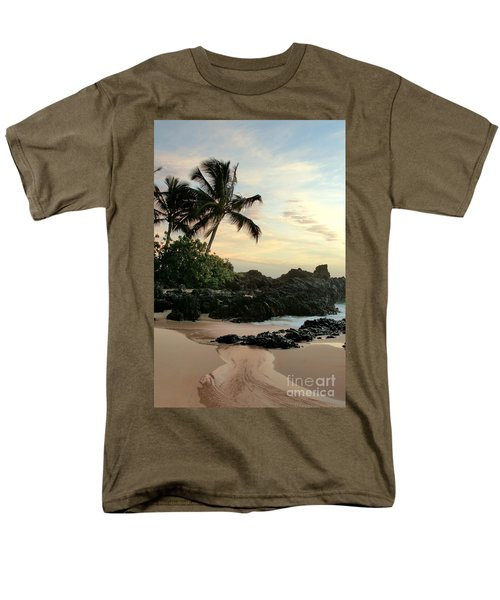 Edge Of The Sea Men's T-Shirt  (Regular Fit) by Sharon Mau
