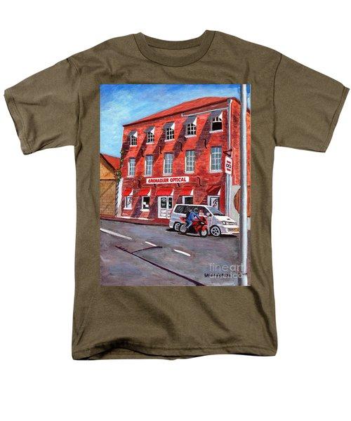 Georgian Style Men's T-Shirt  (Regular Fit)