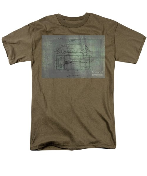 Harleigh Holmes Automobile Patent From 1932 Men's T-Shirt  (Regular Fit)