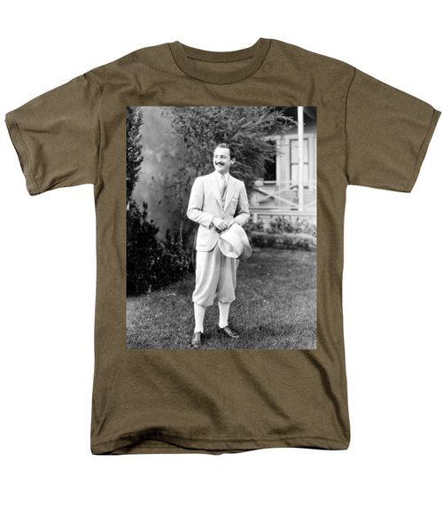 Men's T-Shirt  (Regular Fit) featuring the photograph Men's Fashion, C1925 by Granger