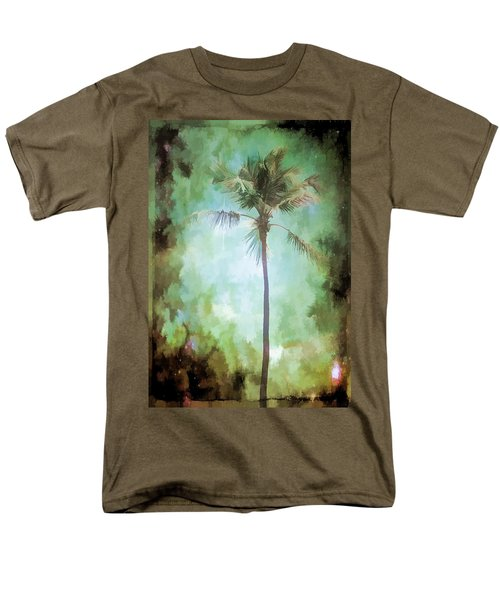 Pleasant Night To Be Alone Men's T-Shirt  (Regular Fit) by Jan Amiss Photography