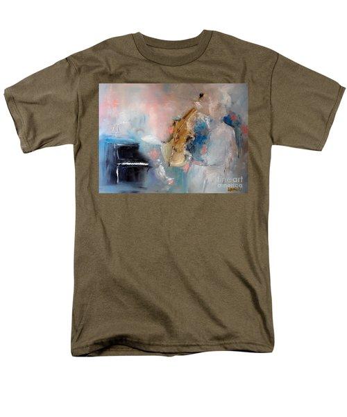 Practice Men's T-Shirt  (Regular Fit) by Laurie L