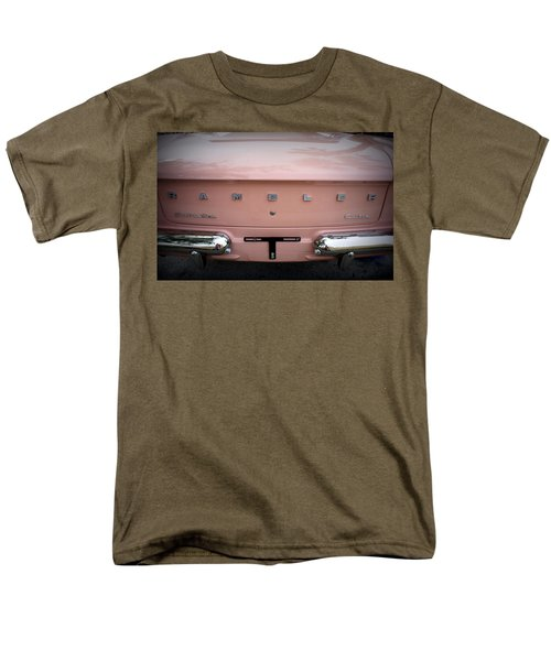 Men's T-Shirt  (Regular Fit) featuring the photograph Pretty In Pink by Laurie Perry