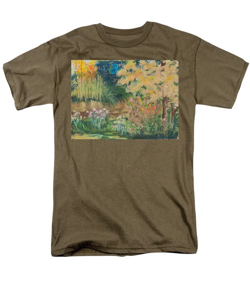 Saturday Morning Men's T-Shirt  (Regular Fit) by Lee Beuther