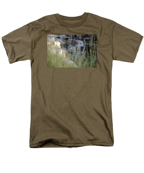 Men's T-Shirt  (Regular Fit) featuring the photograph Water Is Life 2 by Teo SITCHET-KANDA