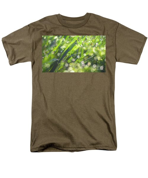 Men's T-Shirt  (Regular Fit) featuring the photograph Where The Fairies Are by Rima Biswas