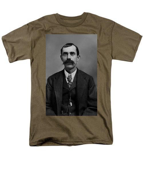 Men's T-Shirt  (Regular Fit) featuring the photograph William Calvin Palmer by Karon Melillo DeVega