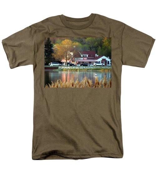 Wilson's Ice Cream Parlor Men's T-Shirt  (Regular Fit) by David T Wilkinson