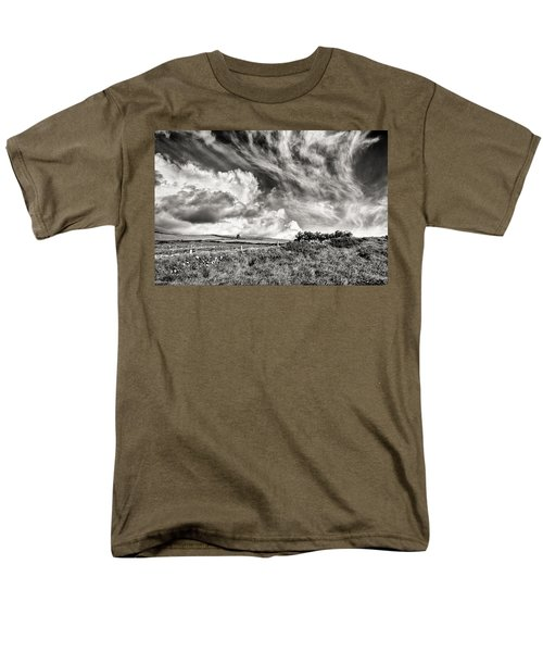 Written In The Wind Men's T-Shirt  (Regular Fit) by William Beuther
