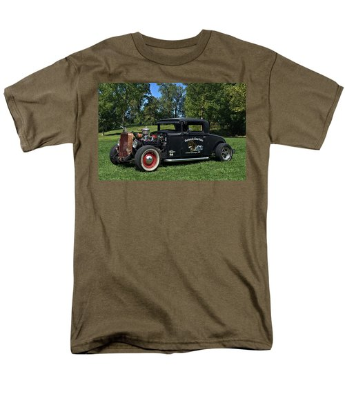 1931 Nash Coupe Hot Rod Men's T-Shirt  (Regular Fit) by Tim McCullough