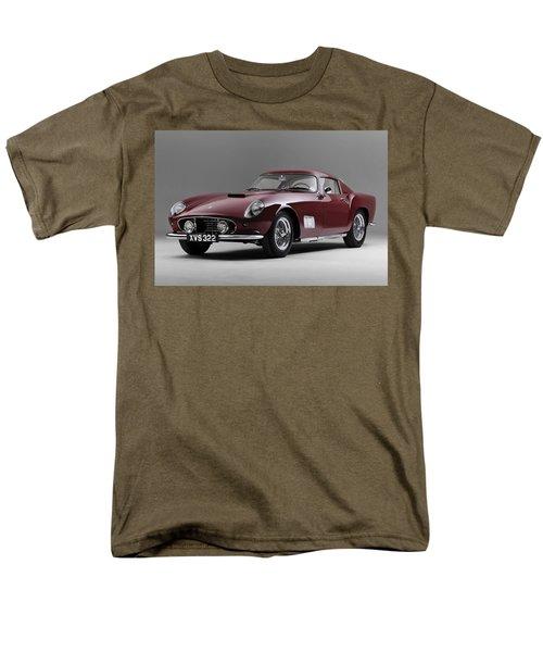 Men's T-Shirt  (Regular Fit) featuring the photograph 1956 Ferrari Gt 250 Tour De France by Gianfranco Weiss