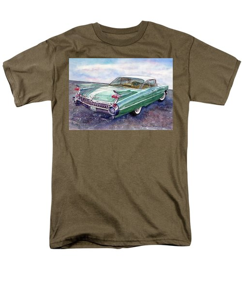 1959 Cadillac Cruising Men's T-Shirt  (Regular Fit)