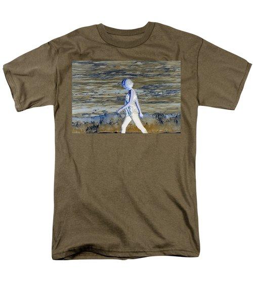 A Chance Of Something Men's T-Shirt  (Regular Fit) by Nick David